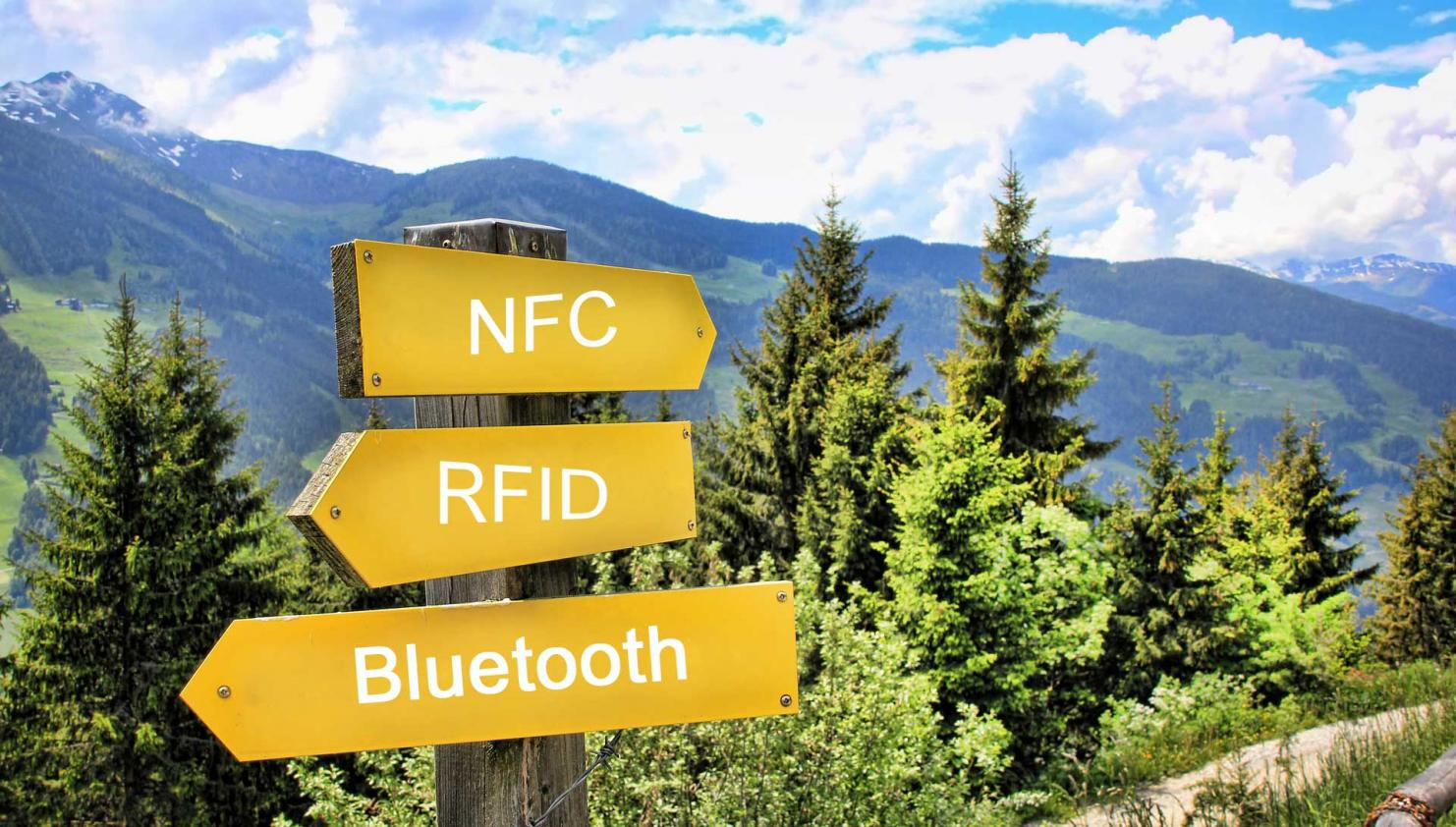 Everything there is to know about NFC, RFID and Bluetooth
